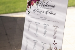 The Wedding Place | Seating Plans