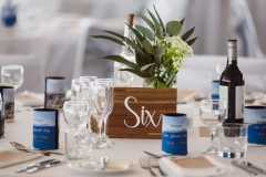 The Wedding Place   Rustic Table Numbers