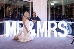 The Wedding Place | Mr & Mrs Lights