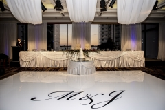 The Wedding Place | Sectional Backdrop