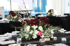 The Wedding Place | Low Centrepiece