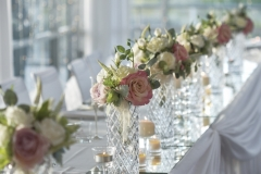 The Wedding Place | Bridal Table