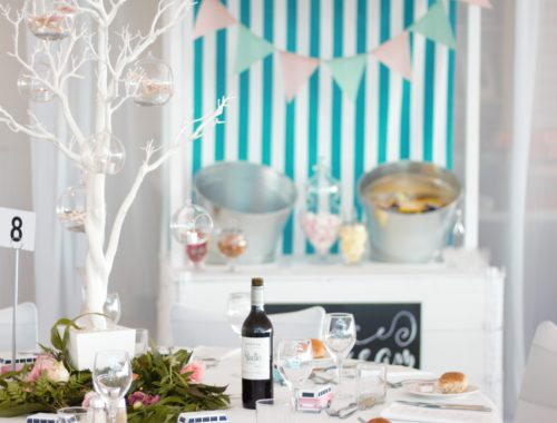 wedding styling perth