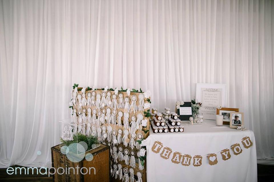 wedding decorating perth